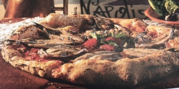 Pizza Napolitaine ***