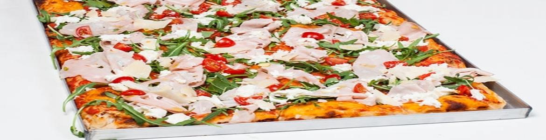 Pizza al taglio / Pizza teglia
